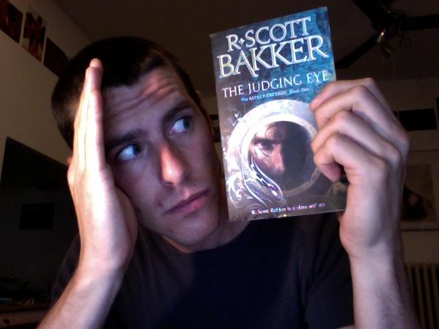 SFBRP #131 - R Scott Bakker - The Judging Eye
