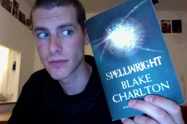SFBRP #141 - Blake Charlton - Spellwright