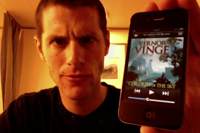 SFBRP #149 - Vernor Vinge - The Children of the Sky