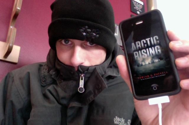 SFBRP #153 - Tobias S Buckell - Arctic Rising