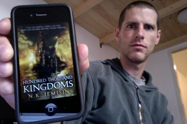 SFBRP #156 - N K Jemisin - The Hundred Thousand Kingdoms