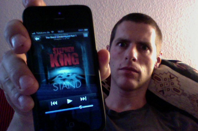 SFBRP #160 - Stephen King - The Stand