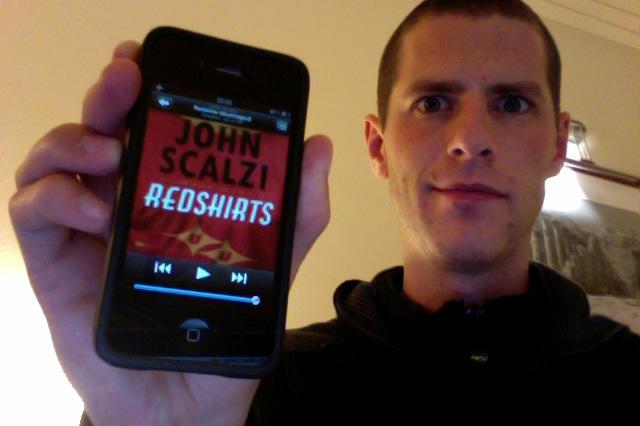 SFBRP #162 - John Scalzi - Redshirts