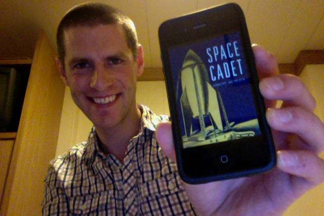 SFBRP #171 - Robert A Heinlein - Space Cadet