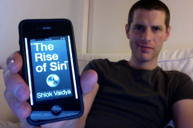 SFBRP #175 - Shlok Vaidya - The Rise of Siri