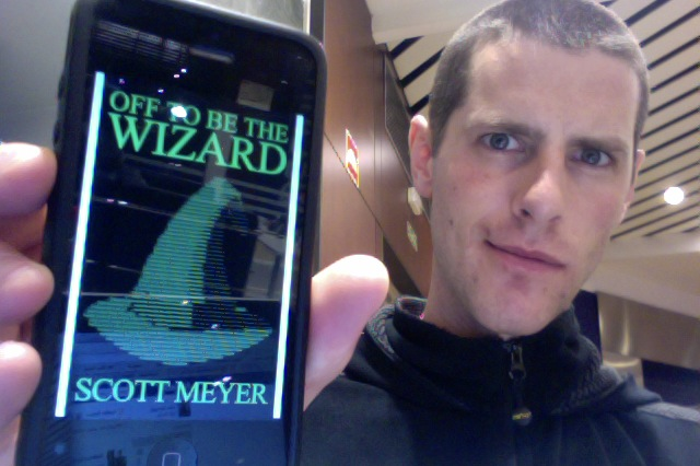 SFBRP #189 - Scott Meyer - Off To Be The Wizard