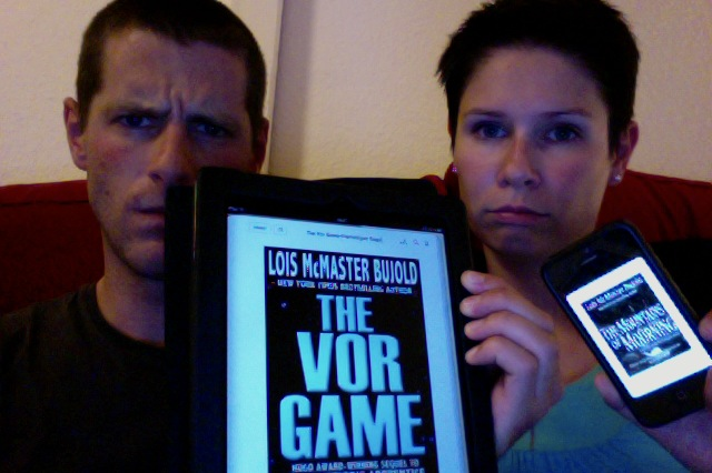 SFBRP #197 - Lois McMaster Bujold - The Vor Game