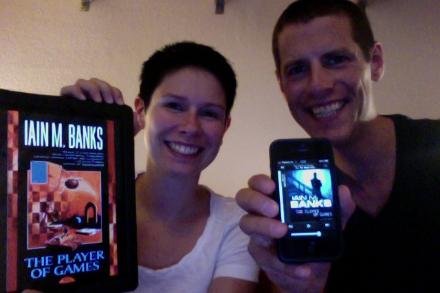 SFBRP #202 - Iain M Banks - Player of Games