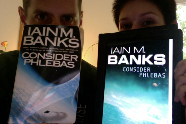 SFBRP #204 - Iain M Banks - Consider Phlebas