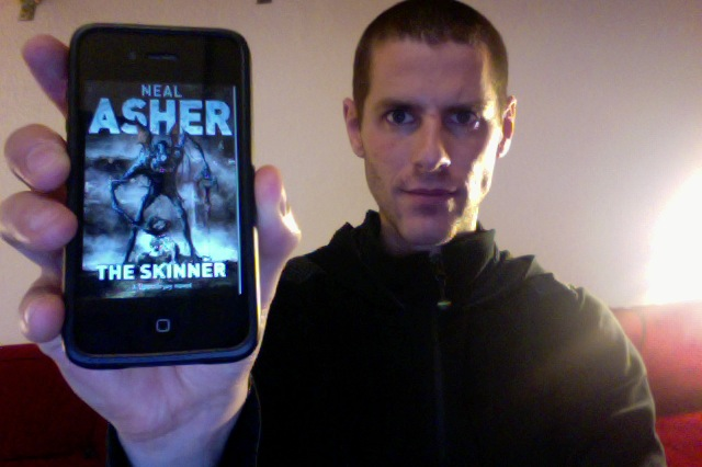 SFBRP #206 - Neal Asher - The Skinner