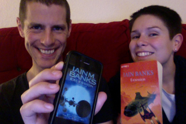 SFBRP #209 - Iain M Banks - Excession