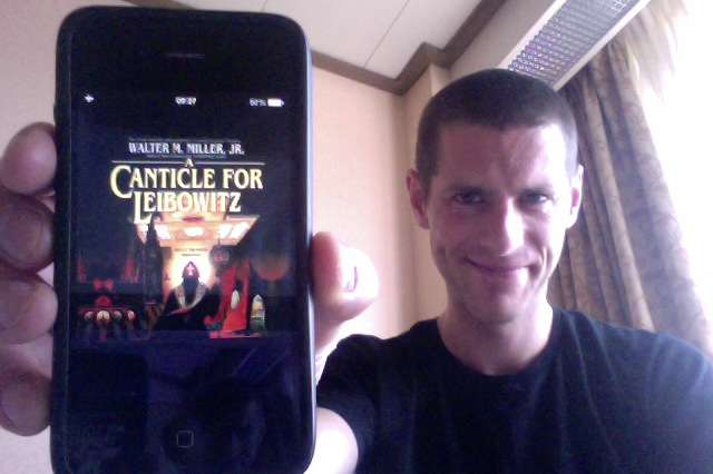 SFBRP #216 - Walter M Miller Jr - A Canticle for Leibowitz