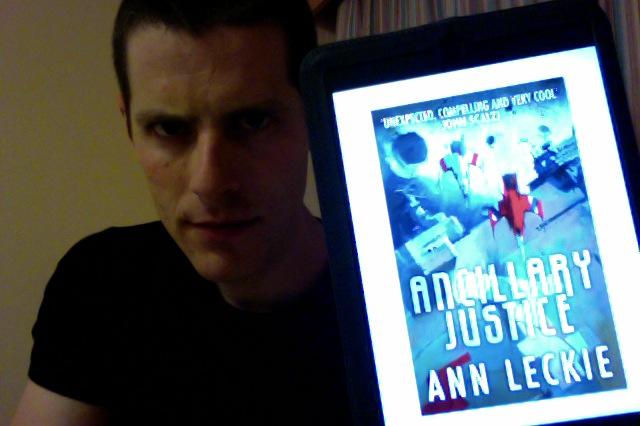 SFBRP #218 - Ann Leckie - Ancillary Justice