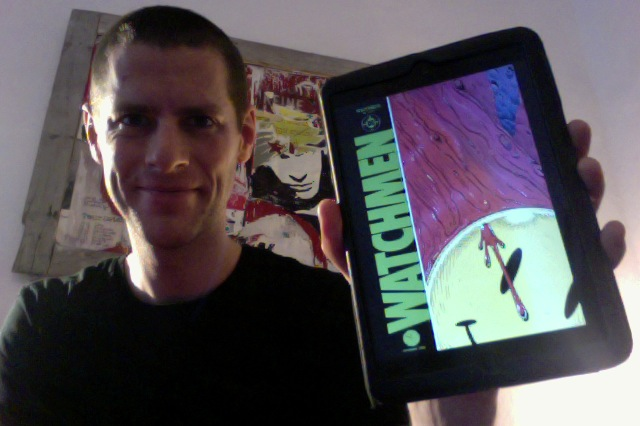 SFBRP #234 - Alan Moore and Dave Gibbons - Watchmen