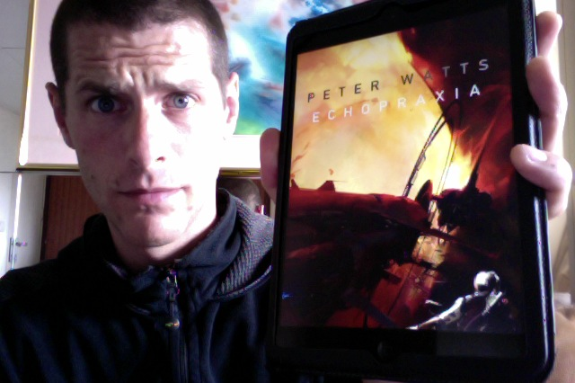 SFBRP #245 - Peter Watts - Echopraxia