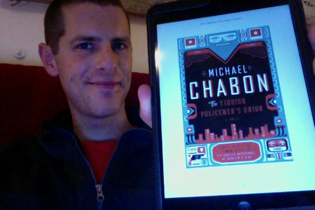SFBRP #248 - Michael Chabon - The Yiddish Policemen's Union