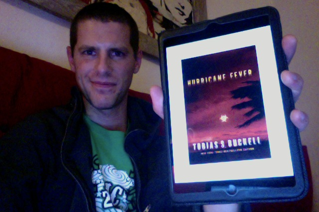 SFBRP #251 - Tobias Buckell - Hurricane Fever