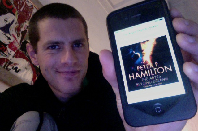 SFBRP #254 - Peter F Hamilton - The Abyss Beyond Dreams