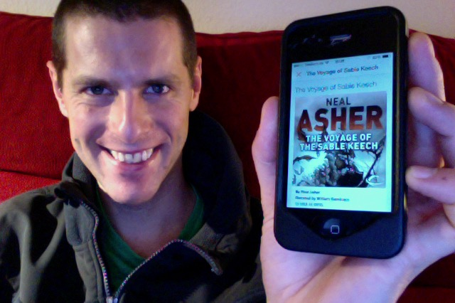 SFBRP #261 - Neal Asher - The Voyage of the Sable Keech