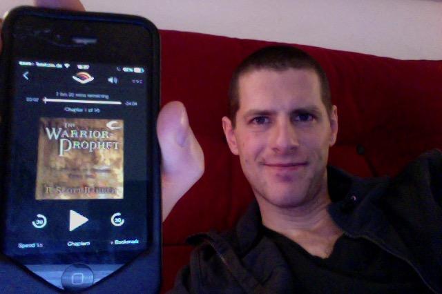 SFBRP #269 - R Scott Bakker - The Warrior Prophet