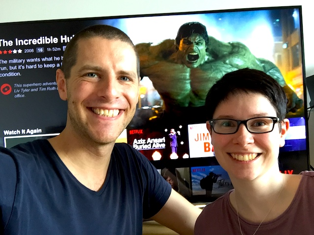 SFBRP #316 - Marvel Cinematic Universe - Phase 1