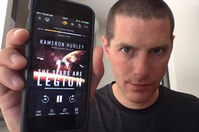 SFBRP #337 - Kameron Hurley - The Stars Are Legion