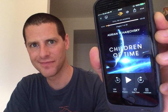 SFBRP #338 - Adrian Tchaikovsky - Children of Time