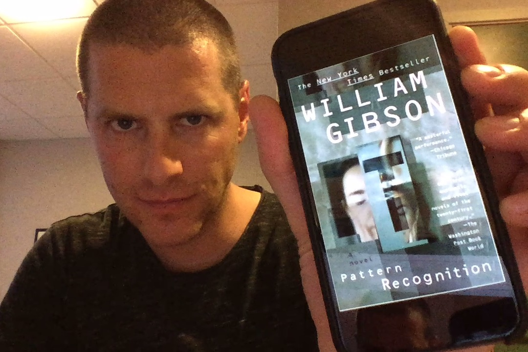 SFBRP #367 - William Gibson - Pattern Recognition - Blue Ant #1