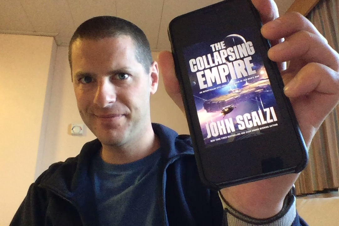 SFBRP #368 - John Scalzi - The Collapsing Empire - Interdependency #1