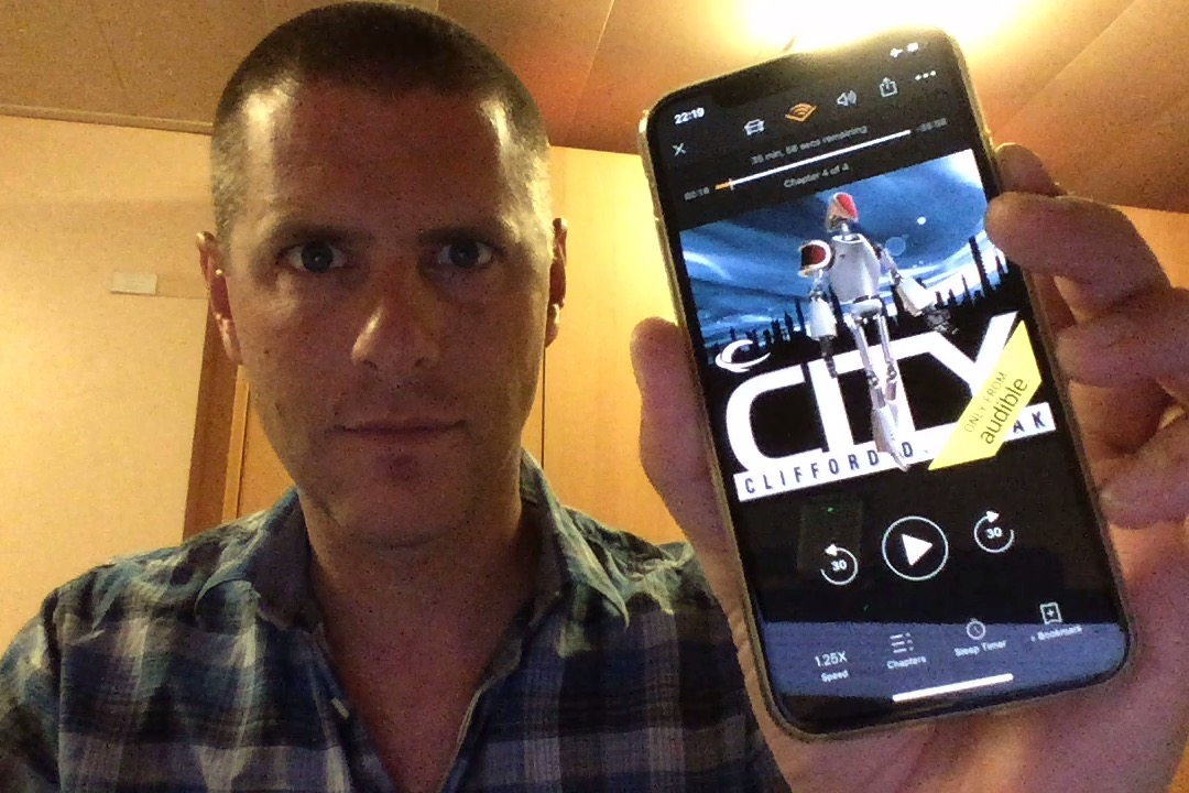 SFBRP #375 - Clifford D Simak - City